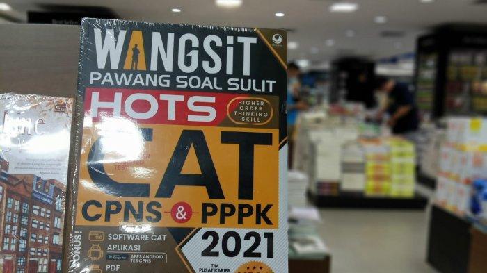 Buku Tes CPNS, Pawang Soal Sulit (Wangsit) HOTS