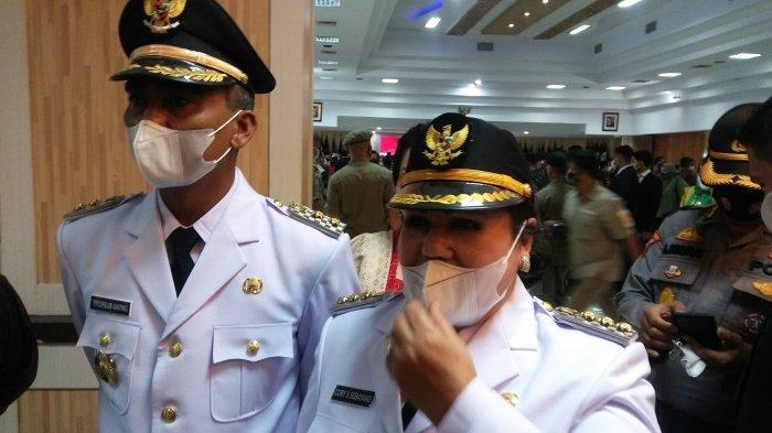 Tetap Melantik Kepala Daerah di Tengah Duka, Bupati Cory Nyatakan Hormat Kepada Gubernur Sumut