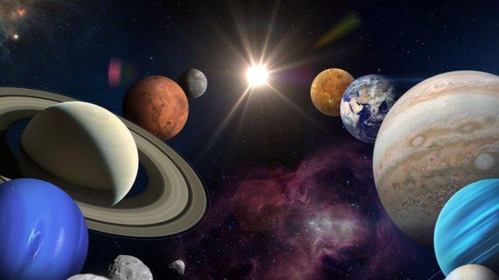 Materi Belajar Fisika Kelas 11: Toeri Hukum Kepler 1,2, dan 3 Serta Fungsi Terkait Astronomi