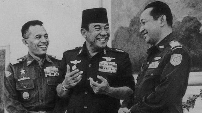 Misteri Keberadaan Soeharto saat G30S/PKI, Kabar Bersemedi Terkuak, Diminta Seorang Dukun? Faktanya