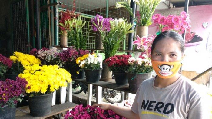 Permintaan Bunga Potong Menurun hingga 60 Persen di Masa Pandemi, Penjual Harap Daya Beli Meningkat