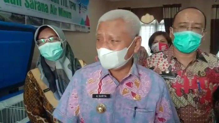 Bupati Asahan Tegaskan Vaksin Covid-19 Akan Diprioritaskan Untuk Nakes