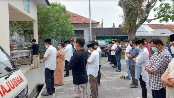 Kepala Badan Pendapatan Daerah Deliserdang Meninggal, Bupati: Saya Bersaksi Mendiang Orang Baik