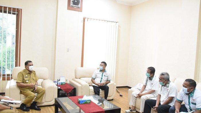 Bupati Ashari Apresiasi dan Dukung Atlet-atlet dari NPC Deli Serdang