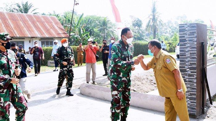 Bupati Ashari  Siap Dukung Pemindahan Pangkalan Udara Soewondo ke Deli Serdang