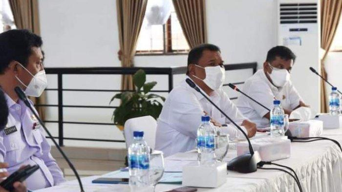 TEGAS, Bupati Deliserdang 'Campakkan' Petinggi PT BPJ, Komisaris Ibaratkan Perusahaan Sakit Parah