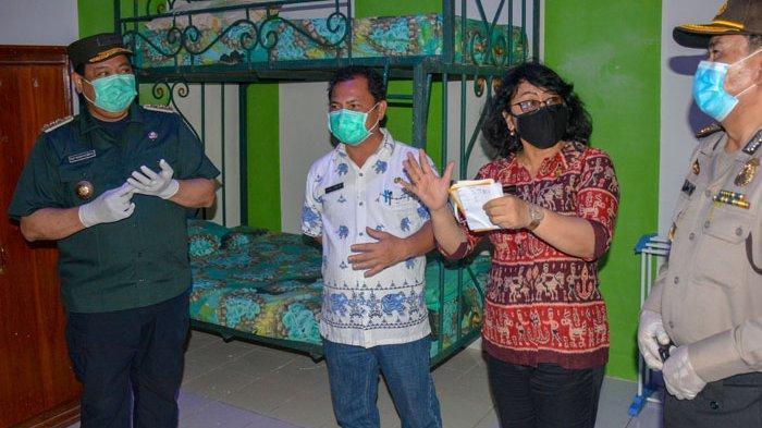 Antisipasi Lonjakan Pasien Covid-19, Bupati Dairi Sulap Taman Wisata Iman Jadi Rumah Singgah ODP