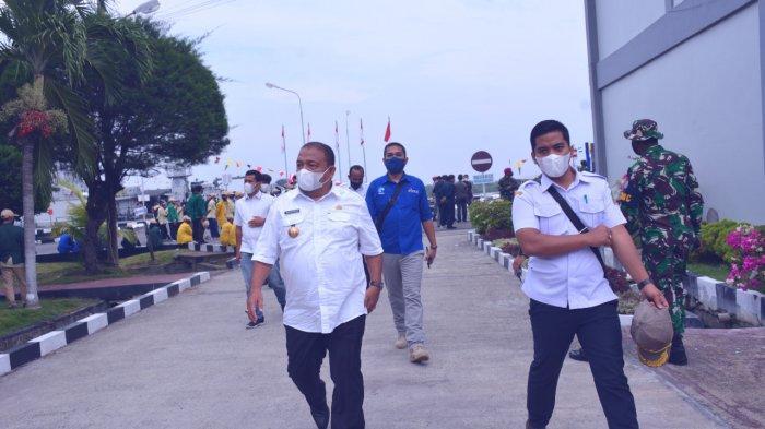 Hadiri Pembukaan Latsitarda Nusantara, Bupati Langkat: Siap Dukung Program Pusat dan Pemprovsu