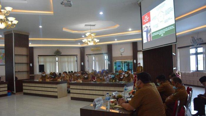 Akibat Covid-19, RPJMD Kabupaten Langkat Harus Kembali Disesuaikan