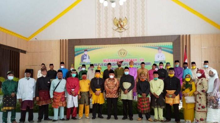 Sekda Indra Kembali Terpilih Jadi Ketua MABMI, Bupati Terbit Siap Berikan Dukungan