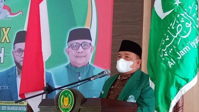Buka Musda ke-9 Al Jam'iyatul Wasliyah, Bupati Terbit: Semoga Jadi Organisasi Perekat Umat
