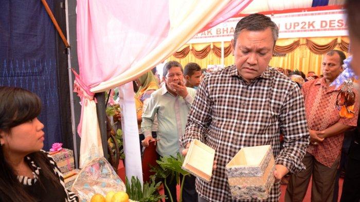 Resmi Menjabat Sekjen Apkasi, Bupati Pakpak Bharat Berharap Diberi Masukan dari Gubernur Sulsel