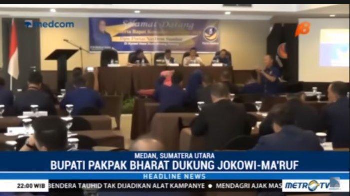 KRONOLOGI Penangkapan Bupati Remigo, Dari Deklarasi Mendukung Jokowi hingga Melayat Teman