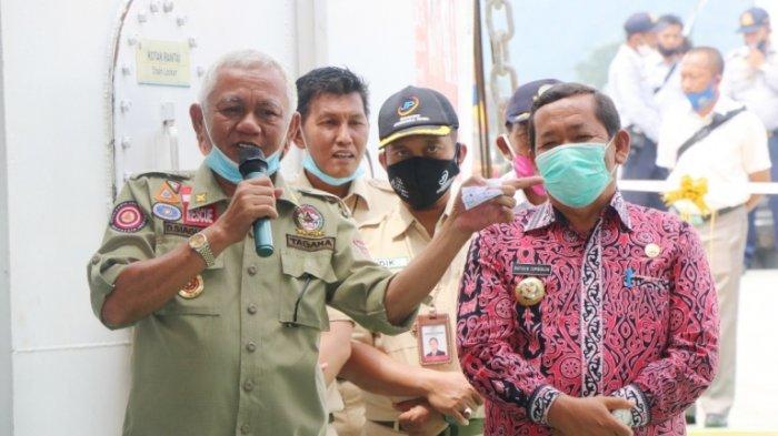 Bupati Samosir Rapidin Simbolon Yakin Menang di MK, tapi Janji Dukung Lawan Politik Jika Kalah