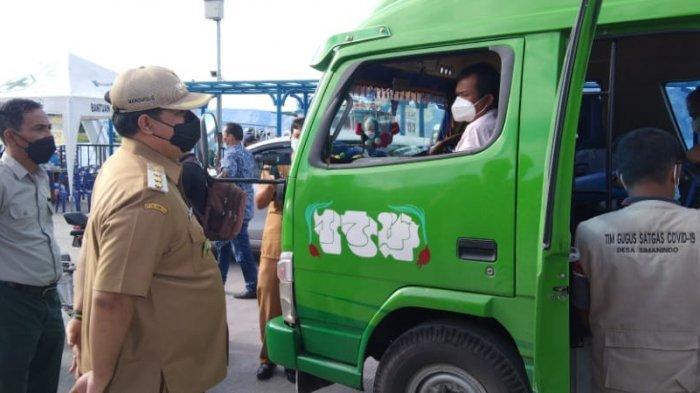 PPKM di Samosir Berakhir, Kini Pemda Menunggu Informasi PPKM Lanjutan