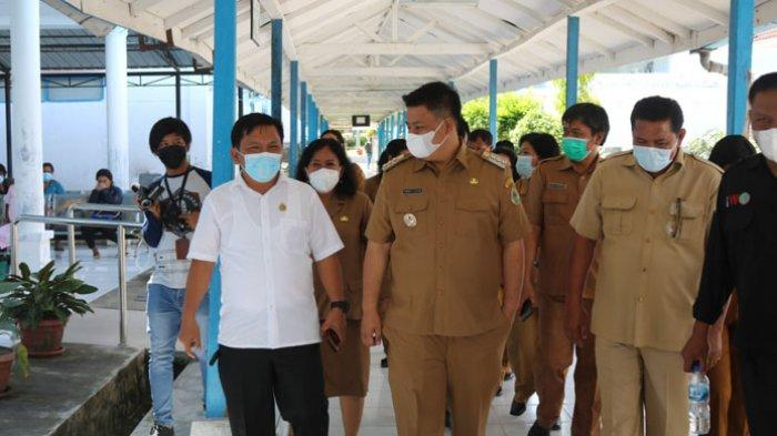 Kasus Covid-19 di Kabupaten Samosir Tambah 34 Kasus, Kini Totalnya 895 Kasus