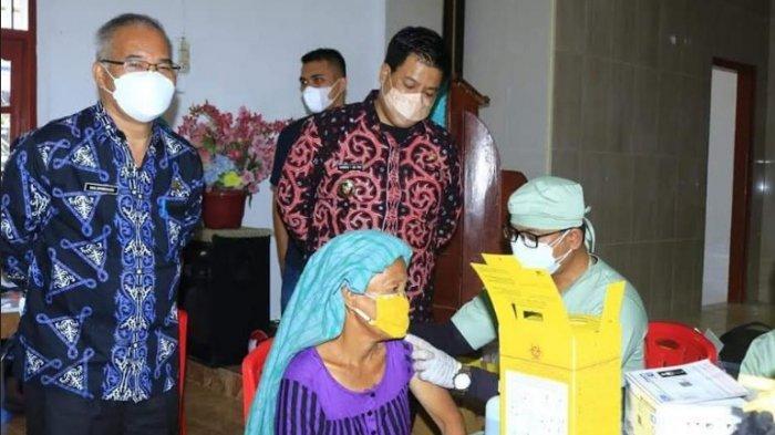 UPDATE Kasus Covid 19 di Samosir, Bertambah 3 Kasus di Akhir Pembatasan PPKM Level 3