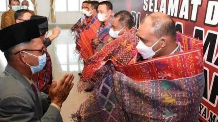 TIGA Anggota DPRD Sergai Kunjungan Kerja tanpa Surat Tugas saat Mendampingi Bupati ke Taput
