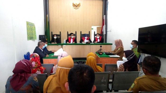 Bupati Sergai Darma Wijaya Digugat Seorang Wanita ke Pengadilan Gegara Masalah Ini
