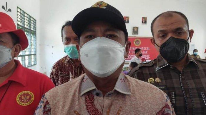 40 Persen Warga di Sergai Sudah Divaksinasi, Bupati Targetkan Akhir Tahun Capai 70 Persen