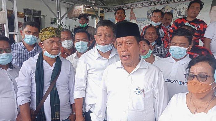 Usai Pelantikan, Radiapoh Hasiholan Sinaga Hanya Gelar Syukuran dengan Keluarga Besar