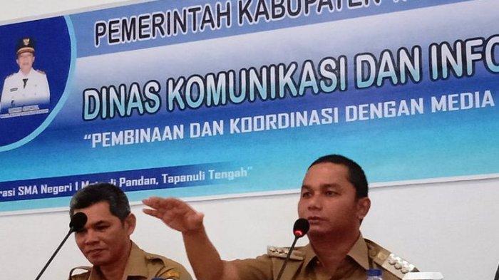 Bom Bunuh Diri di Sibolga, Bupati Tapteng Imbau Perangkat Daerah Perhatikan Masyarakat Sekitar