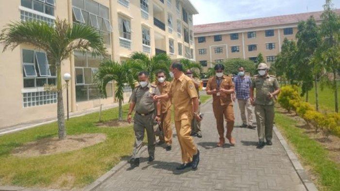 Satgas Covid-19 Siapkan Rusunawa Del Jadi Isolasi Terpusat di Toba