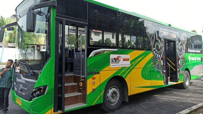 20 Halte Bus Trans Metro Deli Dibangun di Lima Koridor, Total Halte yang Dibutuhkan 128