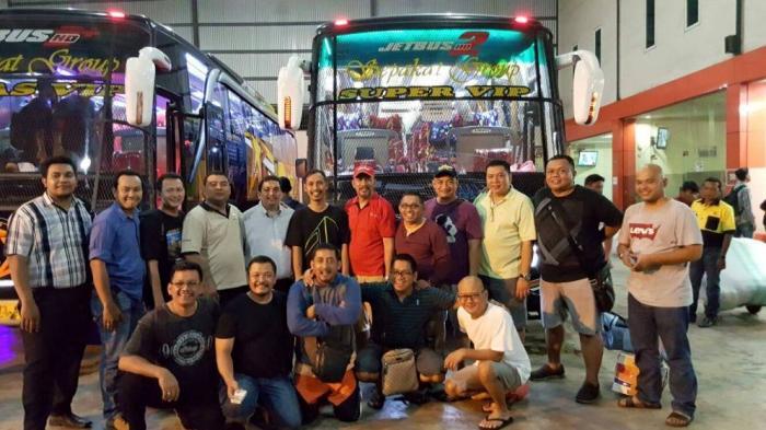 Inilah Penyebab Bus Sumatera Jarang Menggunakan Sasis Jepang