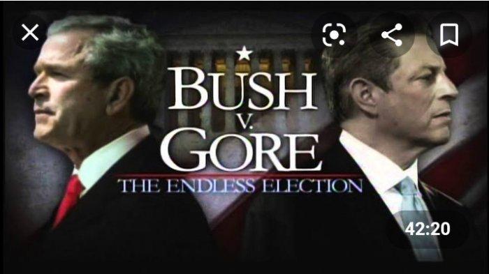 Pilpres AS 2020 Antara Trump vs Biden Mengingatkan Film 'Recount' yang Mengisahkan Bush vs Gore