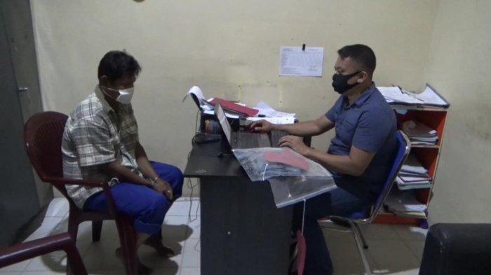 Ayah Tega Cabuli Anak Kandung di Tanjung Balai, Anak Tertua Pelaku Lapor ke Tetangga