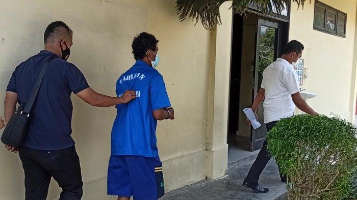Cabuli Putri Kandungnya, Pelaku Toni Napitupulu Terancam 15 Tahun Penjara