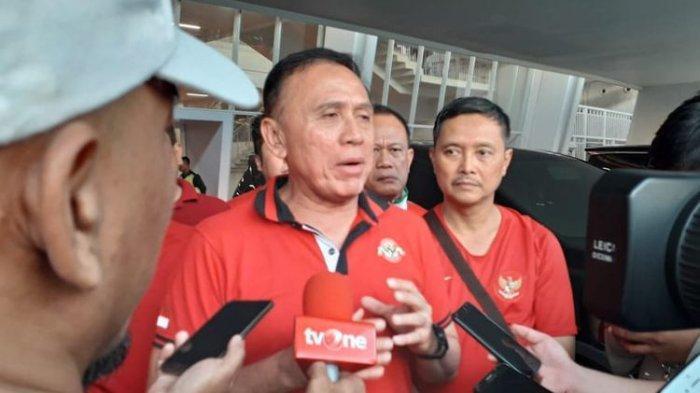 Iwan Bule Maju Jadi Caketum PSSI, Klaim Dapat Dukungan dari 50 Voters