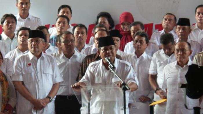 Kubu Prabowo-Hatta Desak KPU Serahkan Hasil Rekapitulasi