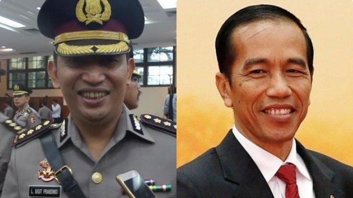 Calon Tunggal Kapolri? Mantan Ajudan Jokowi Komjen Listyo Sigit Prabowo Bicara,Benar Pilihan Jokowi?
