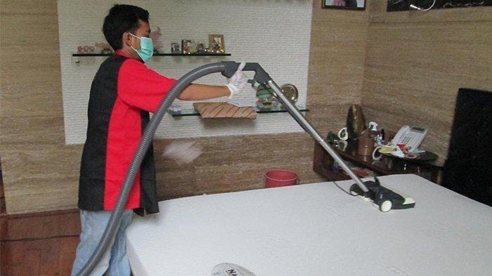 Member TFC Gratis Layanan Vacuum Matras dari Casa Bella Satu Kali Setahun