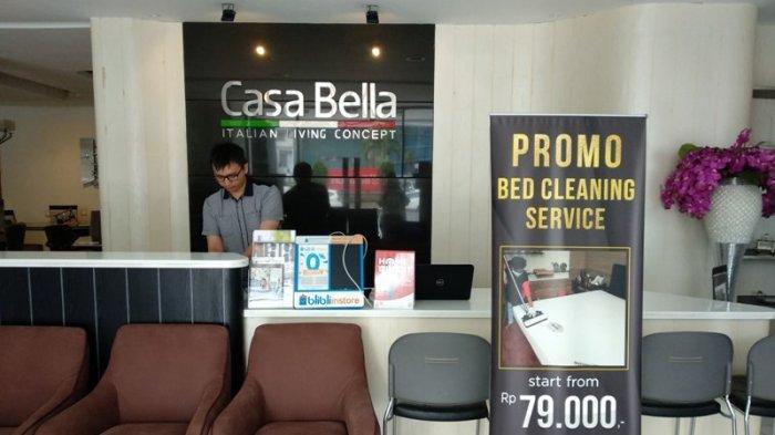 Casa Bella Tawarkan Jasa Pembersihan Matras, Diskon Rp 100 Ribu untuk Pemegang Tribun Family Card