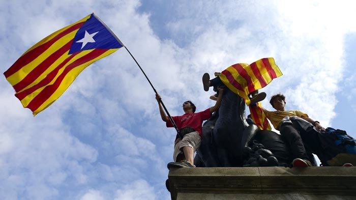 Catalan Merdeka, ke Mana Suarez dan Messi Pergi