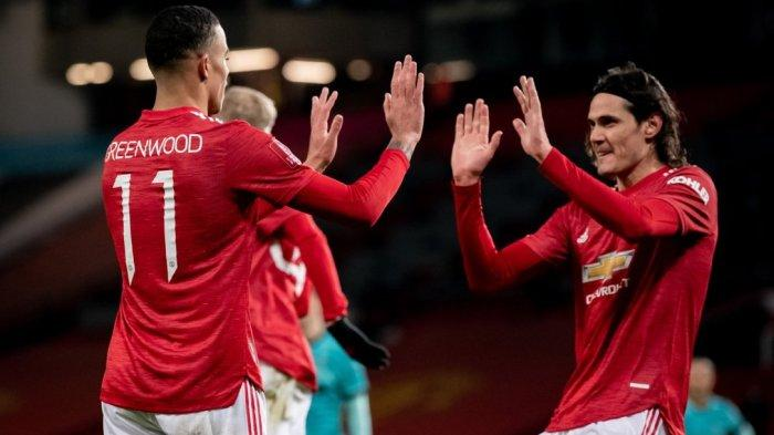LIVE STREAMING Man United vs Brighton, Setan Merah Tempel Ketat Man City, Brighton Hindari Degradasi