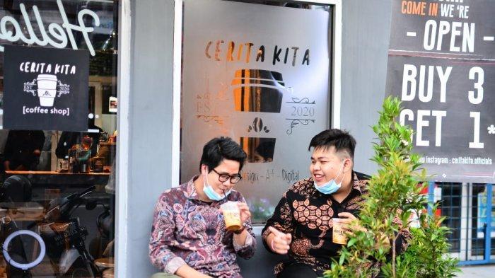 UMKM Cerita Kita Coffee Shop Tetap Konsisten di Tengah Pandem