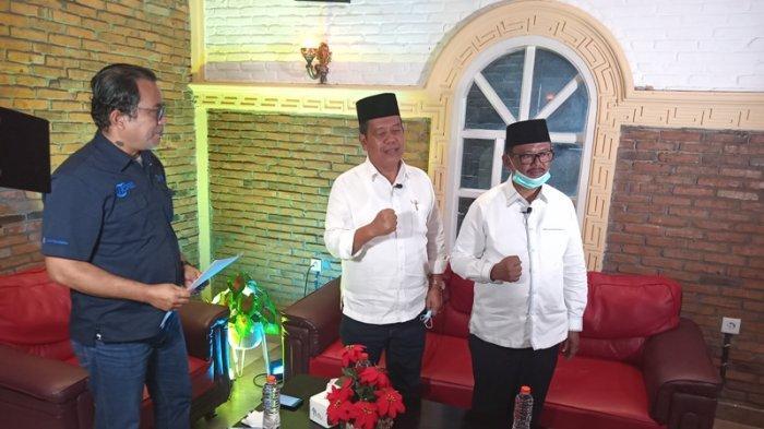 Cerita RHS Ajak Zonny Waldi Jadi Paslon Bupati Simalungun hingga Temui Gubernur Sumut
