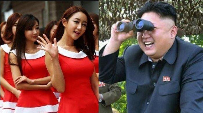 Ada yang Terancam Dihukum Mati, Inilah Deretan Cewek Korut Melarikan Diri dari Kim Jong Un