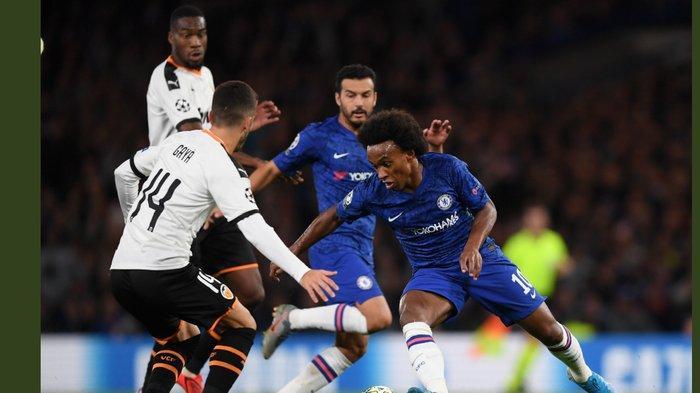 LIVE BOLA: Live Streaming Chelsea vs Tottenham, Siaran Langsung Liga Inggris Malam Ini