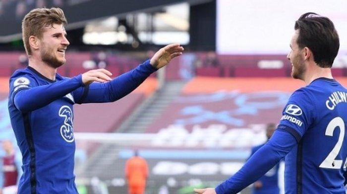 Terancam Digeser Lukaku, Penyerang Chelsea Timo Werner Malah Beri Pujian Tinggi