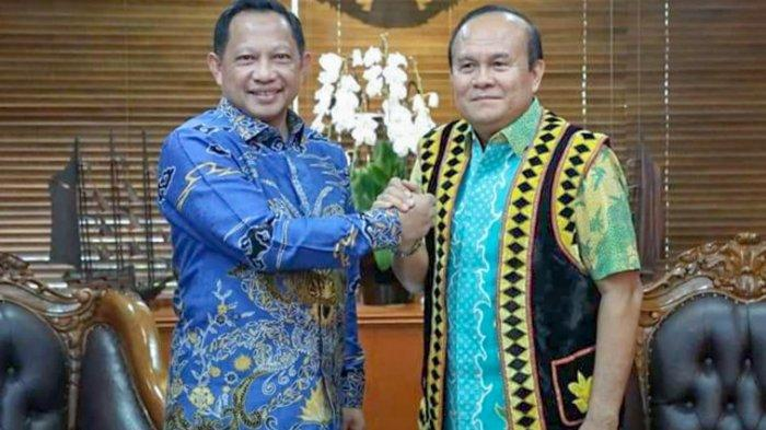 Christian Zebua Temui Mendagri Tito, Singgung Wacana Pemekaran Kepulauan Nias jadi Provinsi
