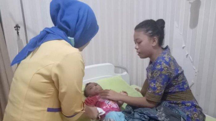 Cinta Kasih Bayi 6 Bulan Yang Menderita Diare Tak Dikenakan Biaya Dirawat Di Bhayangkara Tribun Medan