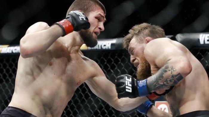 Khabib Nurmagomedov Vs Conor McGregor Jilid II Bakal Jadi Duel Fenomenal UFC