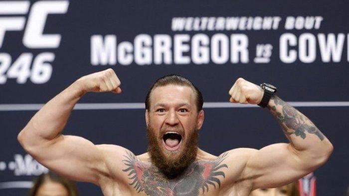 Sesumbar McGregor Siap Mati di Octagon dan Merasa Bebas jelang Duel vs Dustin Poirier