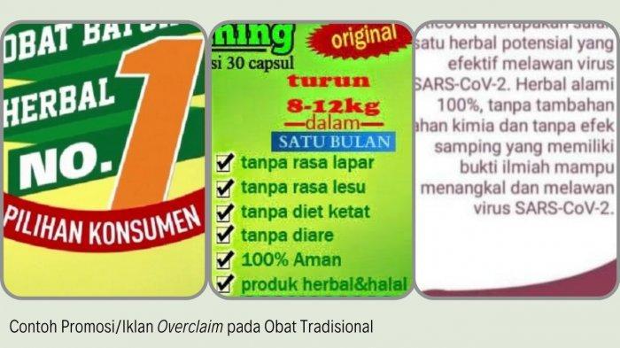 Bijak Konsumsi Obat Tradisional: Waspada Iklan atau Promosi Overclaim pada Obat Tradisional!