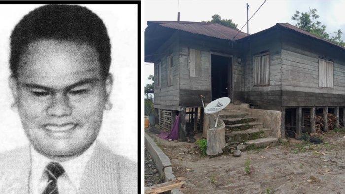 Rumah Kayu Tempat Lahir Cornel Simanjuntak di Siantar, Pencipta Lagu Patriotik Indonesia